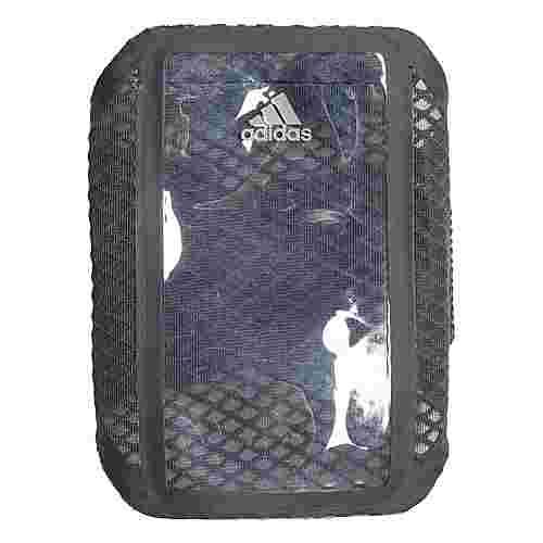 adidas Run Media-Armtasche Sporttasche Herren Grey Six / Grey Six / Reflective Silver