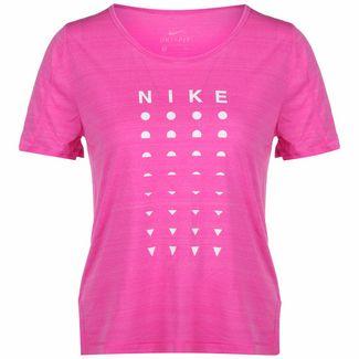 Nike Icon Clash Better Laufshirt Damen pink / rosa