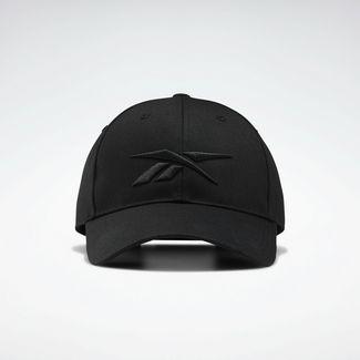 Reebok Active Enhanced Baseball Cap Cap Herren Black / Black