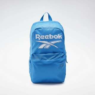 Reebok Rucksack Backpack Lunch Set Daypack Kinder Blau