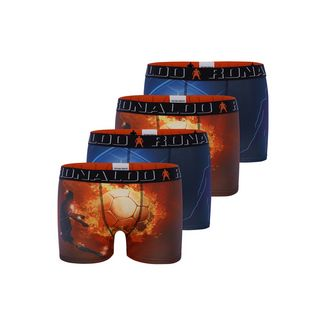 CR7 Cristiano Ronaldo CR7 Underwear Boxer Herren Blau/Rot