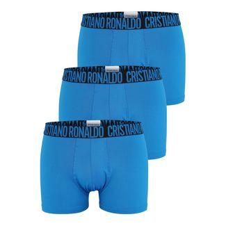 CR7 Cristiano Ronaldo CR7 Underwear Boxer Herren Blau