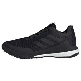 adidas Crazyflight Schuh Fitnessschuhe Damen Core Black / Core Black / Core Black