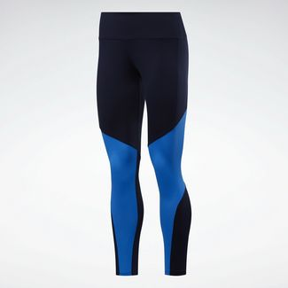Reebok Tights Damen Blau