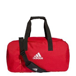 adidas Tiro Duffelbag S Sporttasche Herren Power Red / White