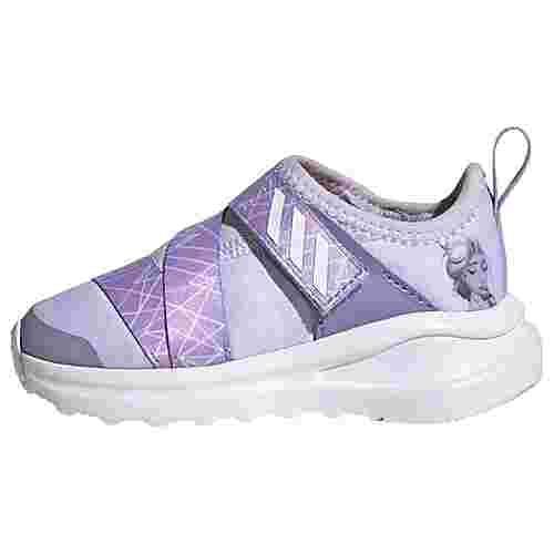 adidas Frozen FortaRun X Schuh Laufschuhe Kinder Purple Tint / Light Purple / Cloud White