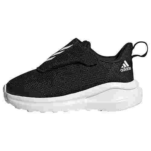adidas FortaRun AC Running Schuh Laufschuhe Kinder Core Black / Cloud White / Core Black