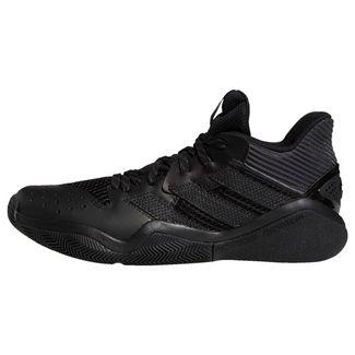 adidas Harden Stepback Basketballschuh Sneaker Herren Core Black / Grey Six / Core Black