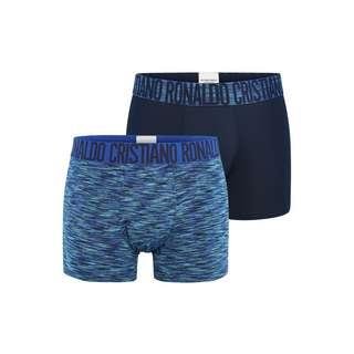 CR7 Cristiano Ronaldo CR7 Underwear Boxer Herren Grau/Blau