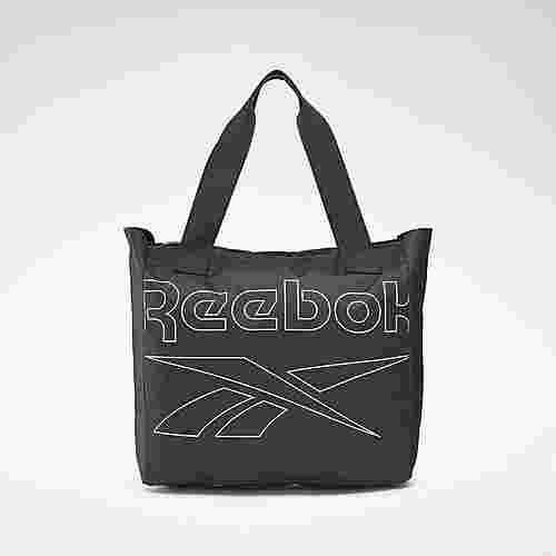 Reebok Essentials Tote Bag Sporttasche Damen Schwarz