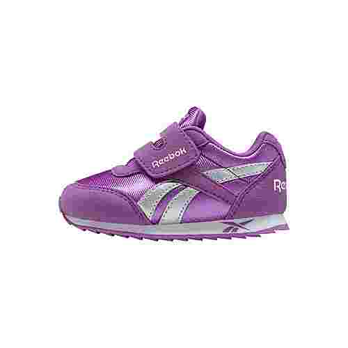 Reebok Reebok Royal Classic Jogger 2 Shoes Sneaker Kinder Vicious Violet / Cloud White / Silver Metallic