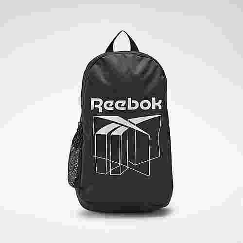 Reebok Rucksack Foundation Backpack Daypack Kinder Schwarz