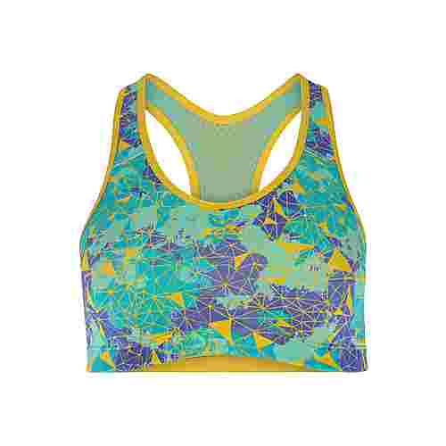Shock Absorber Crop Top BH Damen retro print