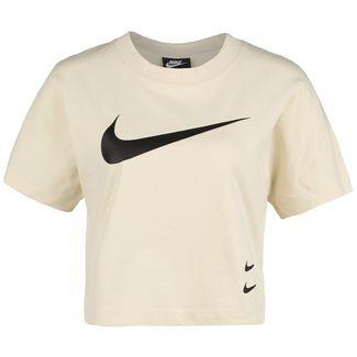 Nike Nike Sportswear Swoosh Top SS T-Shirt Damen khaki