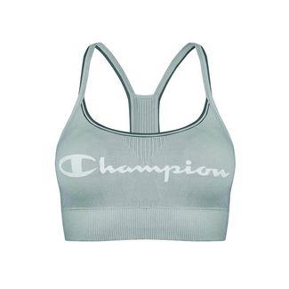 CHAMPION Fashion Sport-BH Damen light grey heather