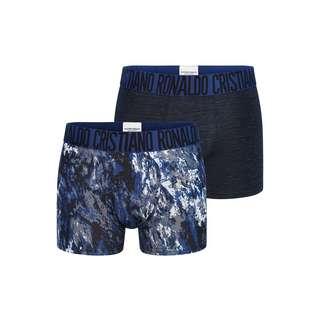 CR7 Cristiano Ronaldo CR7 Underwear Boxer Herren Blau/Grau