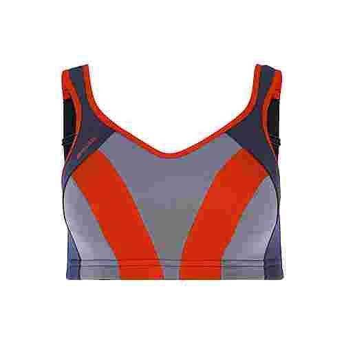 Shock Absorber Multi Sport BH Damen grau-grenadine