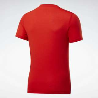 Reebok Graphic Series Speedwick T-Shirt Funktionsshirt Herren Rot