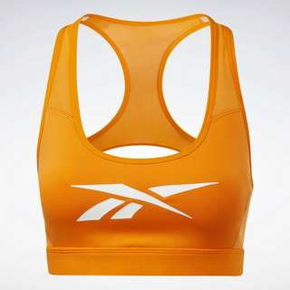 Reebok Reebok Hero Medium-Impact Racer Bra BH Damen Orange