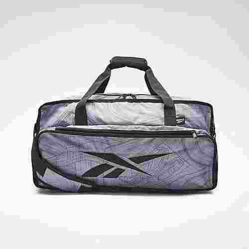 Reebok One Series Grip Duffel Bag Large Sporttasche Herren Grau