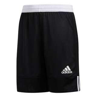 adidas 3G Speed Reversible Shorts Funktionsshorts Kinder Black / White