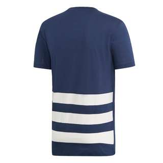 adidas French Handball Federation T-Shirt T-Shirt Herren Collegiate Navy / White