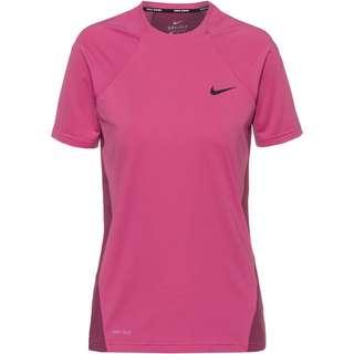 Nike Surf Shirt Damen cosmic fuchsia