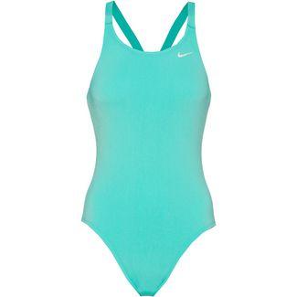 Nike Schwimmanzug Damen aurora green