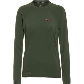 Nike Surf Shirt Damen galactic jade