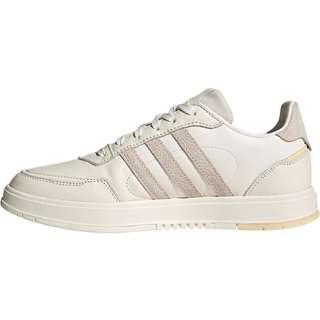 adidas Courtmaster Sneaker Damen chalk white-chalk white-green tint