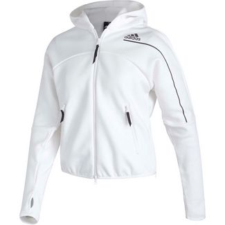 adidas ZNE Trainingsjacke Damen white