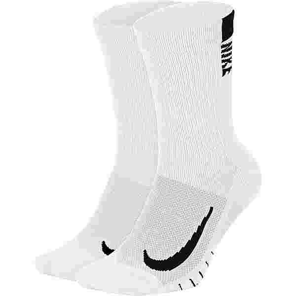 Nike Multiplier Laufsocken white-black