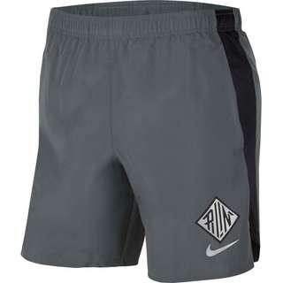 Nike Challenger Funktionsshorts Herren iron grey-black-reflective silv