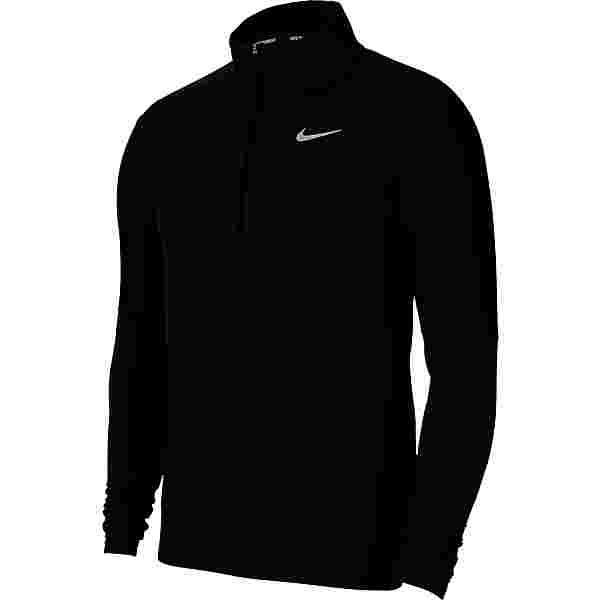 Nike Dry Fit Funktionsshirt Herren black-reflective silv