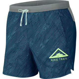Nike Flex Stride Funktionsshorts Herren valerian blue-particle grey-barely volt