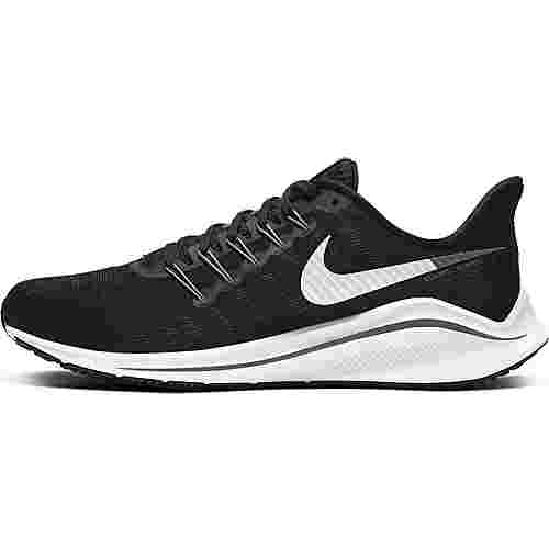 Nike AIR ZOOM VOMERO 14 Laufschuhe Herren black-white-thunder grey