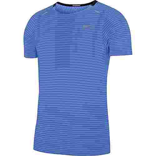 Nike Techknit Funktionsshirt Herren royal pulse-reflective silv