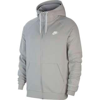 Nike NSW Modern Sweatjacke Herren lt smoke grey-ice silver-white-white