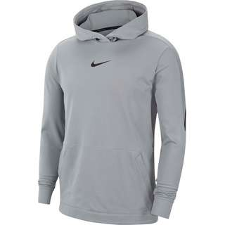 Nike Pro NPC Hoodie Herren particle grey-black
