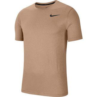 Nike Hyper Dry Funktionsshirt Herren desert dust-fossil stone-htr-black