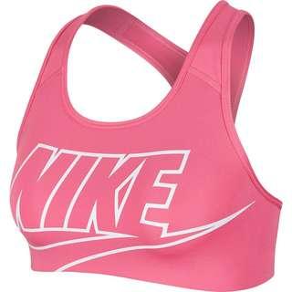 Nike Swoosh BH Damen pinksicle-white