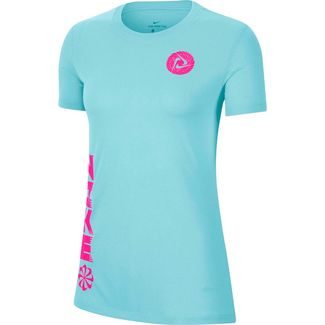 Nike Funktionsshirt Damen glacier ice