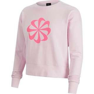 Nike Funktionssweatshirt Damen pink foam -hyper pink