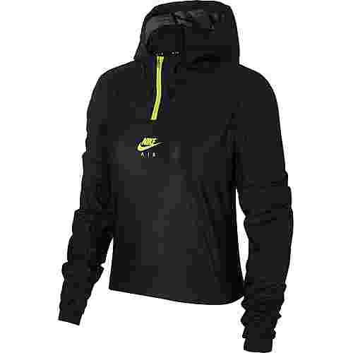 Nike Air Funktionsjacke Damen black-volt