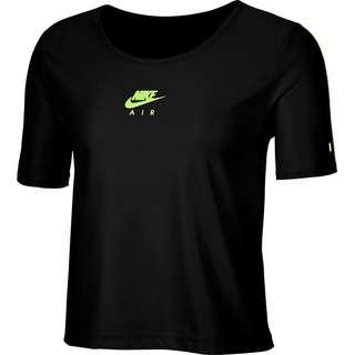 Nike Air Funktionsshirt Damen black-volt