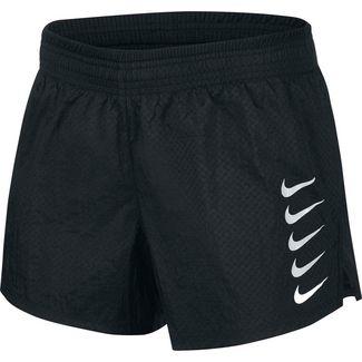 Nike Laufshorts Damen black-white