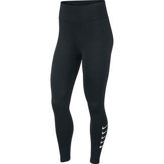 Nike Lauftights Damen black-reflective silv