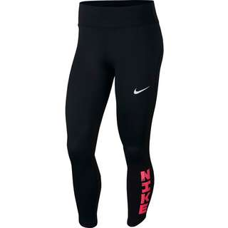 Nike Lauftights Damen black-white