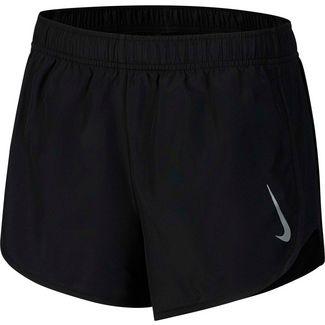 Nike Laufshorts Damen black-reflective silv
