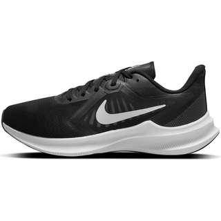 Nike Downshifter 10 Laufschuhe Damen black-white-anthracite